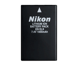EN-EL9 Rechargeable Li-ion Battery