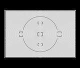 Type B Focusing Screen for F100