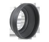 HR-2 Screw-on Rubber Lens Hood