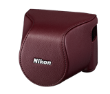 CB-N2200S Wine Red Body Case Set