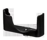 CB-N2000 Black Leather Body Case