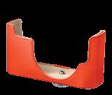 CB-N2000 Orange Leather Body Case