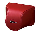 CB-N2000SE Red Leather Body Case Set
