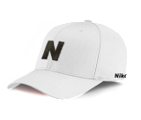 Nikon N Cap White