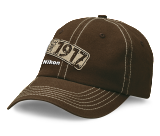 Nikon 1917 Cap Brown