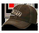 Nikon 1917 Cap Brown
